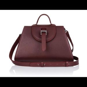 Meli Melo Burgundy Allegra Bag